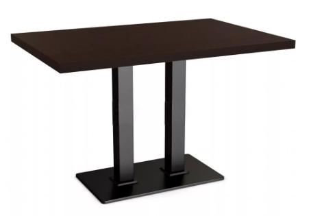 Стол Порто-2 1200x800x25 цвет венге столешница ЛДСП