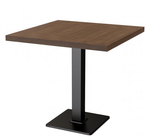 Стол Порто 600x600x25 цвет венге столешница ЛДСП